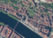 Vue aérienne du quartier Saint-Georges - Vieux Lyon