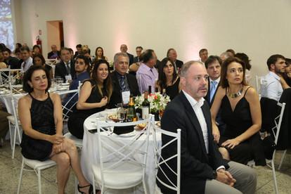 Diretores e Associados no Gala Dinner 2017