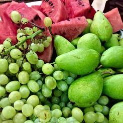Frutas típicas Libanesas