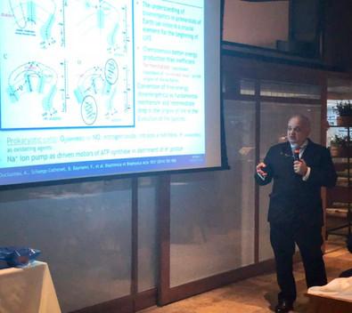 Palestra do Prof. Dr. Jorge Hallak
