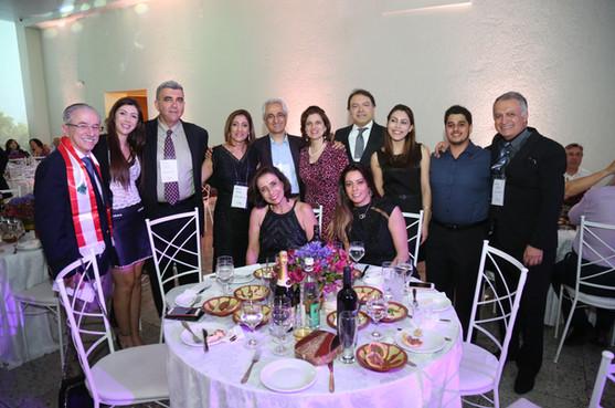 Diretoria AMLB Gala Dinner 2017