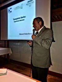 Palestra do Prof. Edmund Baracat