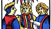 Interpretación de las cartas del tarot desde mi experiencia : Los enamorados numero 6