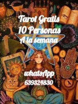 TAROT GRATIS 10...Personas a la semana Una pregunta Una respuesta.. Mensaje!!