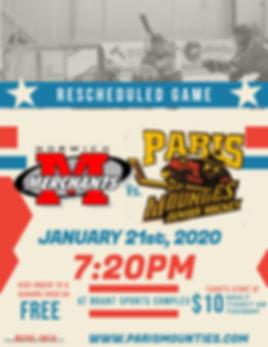 Copy of Hockey Camp Flyer Tempate - Made