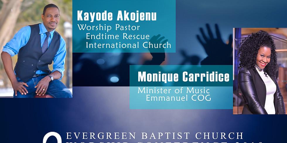 Evergreen Baptist Worship Conference