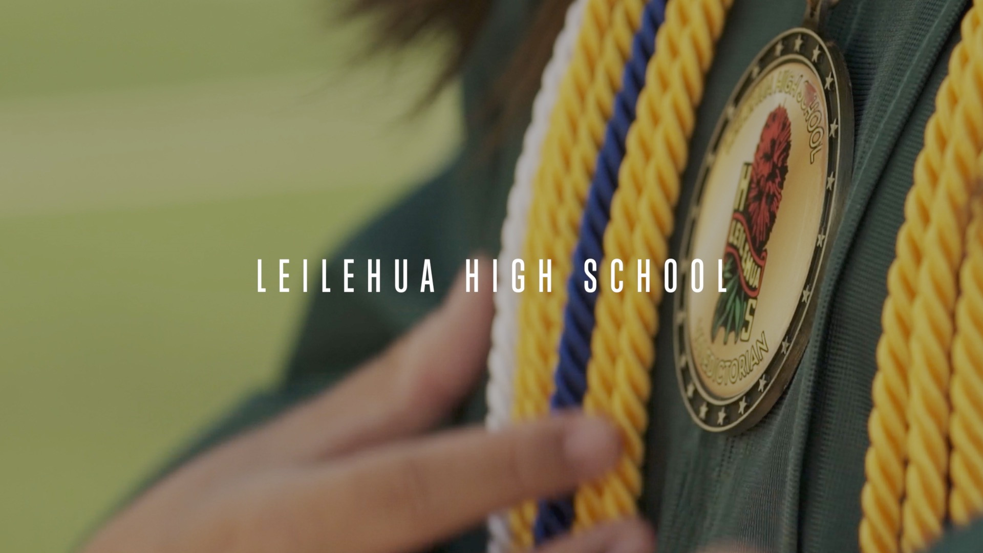 Class of 2020 Leilehua High School Graduation