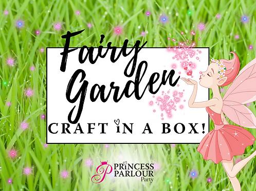 Fairy Garden Craft in A Box