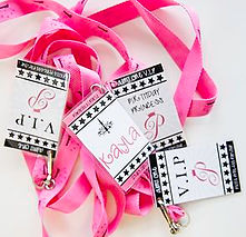 PERSONALISED LANYARDS PRINCESS PARLOUR GLAMOUR PRINCESS GIRLS PARTIES NORTH LAKES