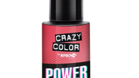 Crazy Color Power Pigment - RED