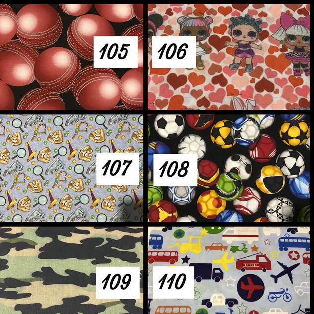 Fabric Selection