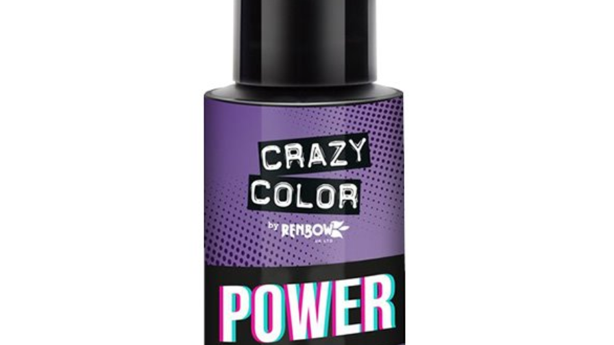 Crazy Color Power Pigment - PURPLE