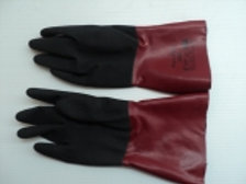 PPE-001 - Alphatec ecuff nitrile lined gloves size- 8