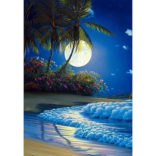 Diamond Painting Kit FANTASY NIGHT