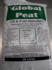 SKA 013 - 28 Litre (7kg) Bag Peat Oil & Fuel Absorbent