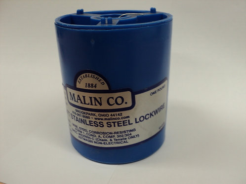 "QC-038 -Stainless Steel Lock Wire 0.25"" (0.75)"