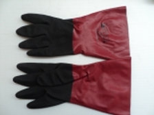PPE-003 - Alphatec ecuff nitrile lined gloves size- 10