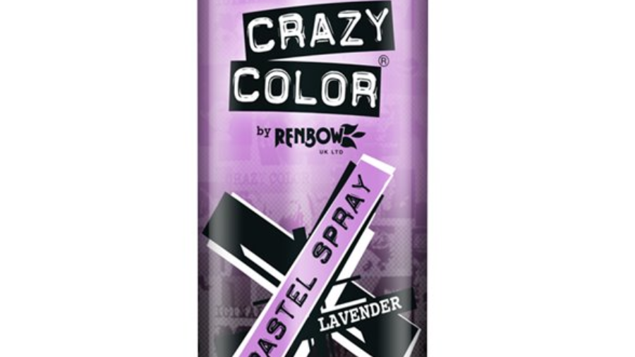 Crazy Color Temporary Colour - LAVENDER