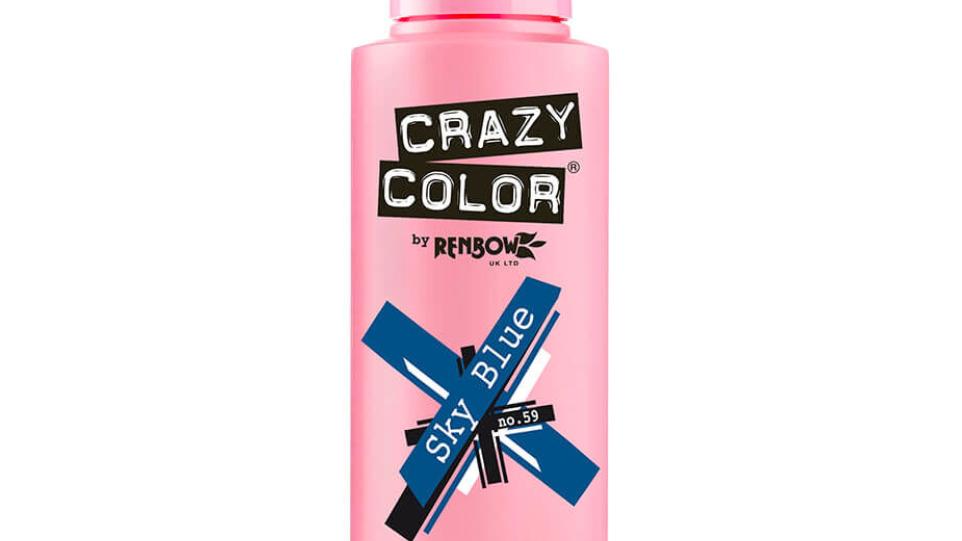 Crazy Color -SKY BLUE