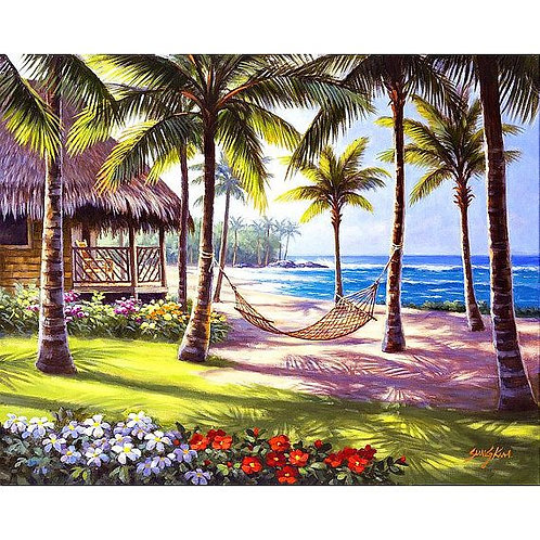 Diamond Painting Kit SEASIDE