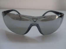 PPE-011 - Smoke lens safety glasses