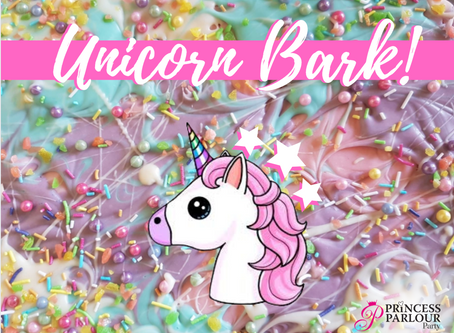 Magical Rainbow Unicorn Bark