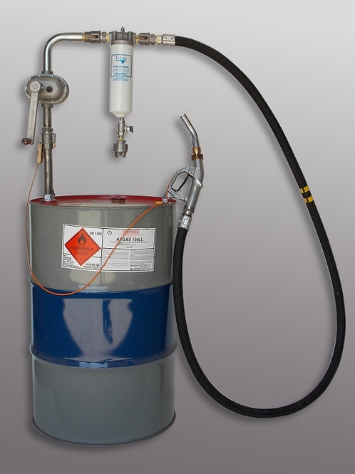 DP-011 - Hand Drum Pumping Unit