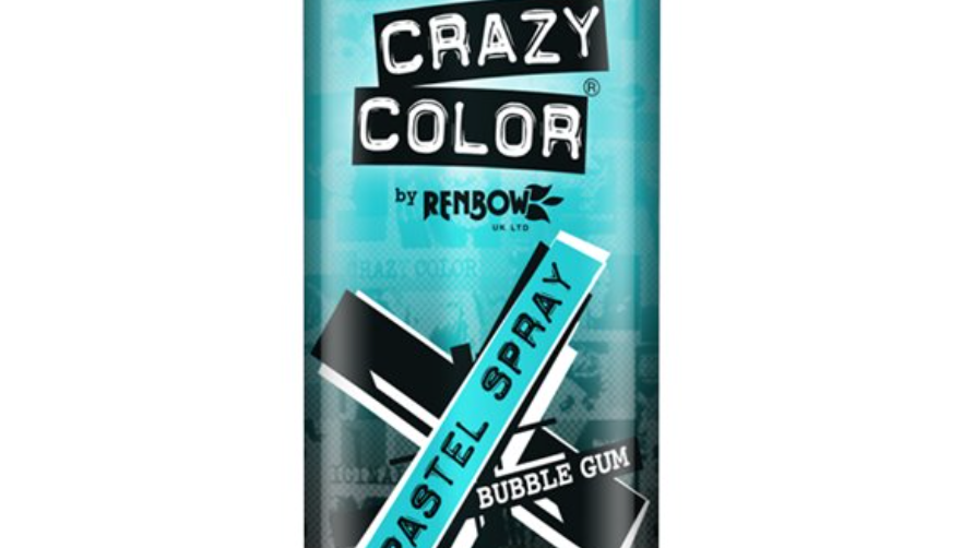Crazy Color Temporary Colour - BUBBLEGUM