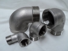 Stainless Steel M&F Elbows