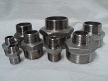 Stainless Steel Reducing Nipples