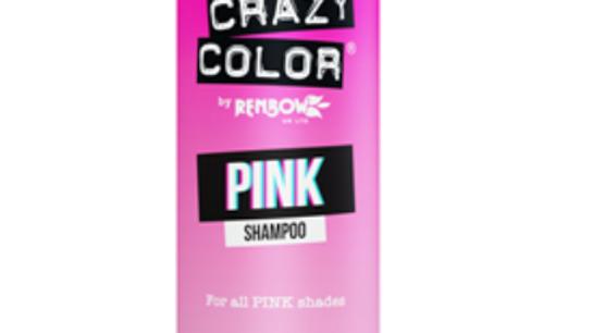 Crazy Color Vibrant Shampoo - PINK