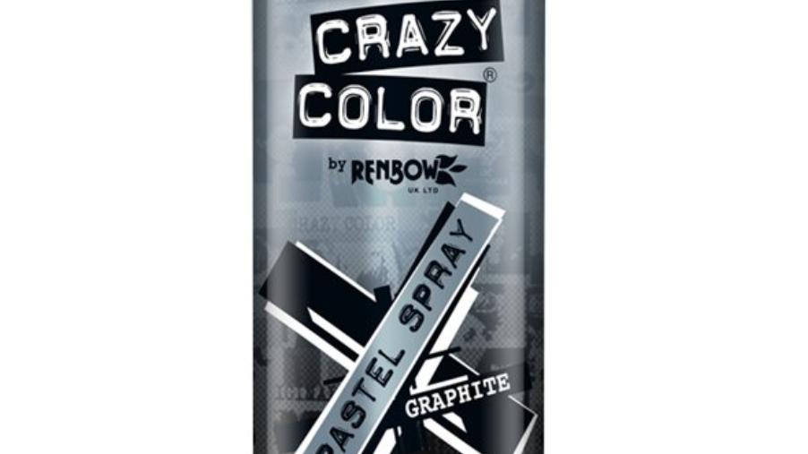 Crazy Color Temporary Colour - GRAPHITE