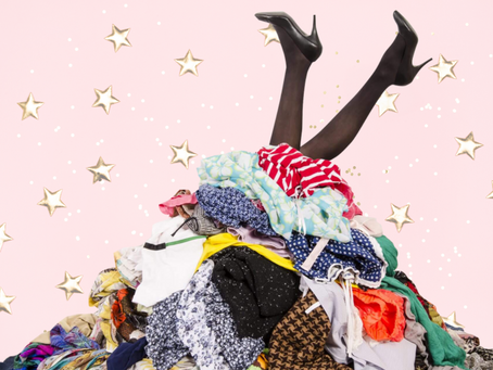 How to identify CLOSET CLUTTER!