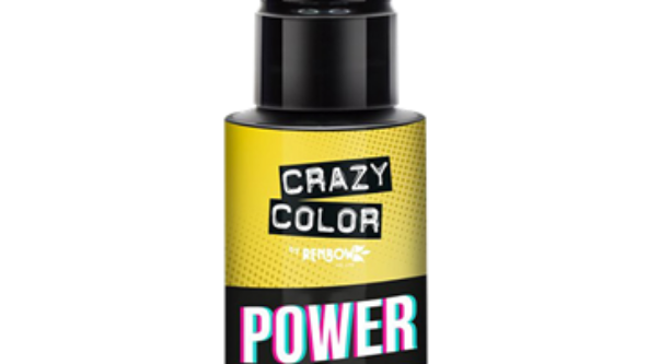 Crazy Color Power Pigment - YELLOW