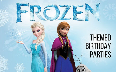 FROZEN PARTIES PRINCESS PARLOUR GLAMOUR PRINCESS GIRLS PARTIES NORTH LAKES