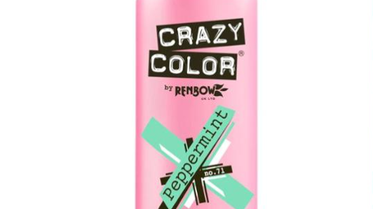 Crazy Color - PEPPERMINT