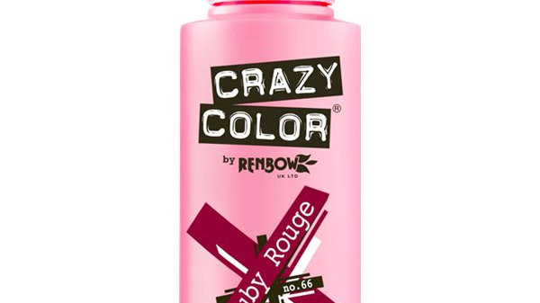 Crazy Color - RUBY ROUGE