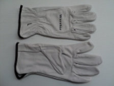 PPE-006 - Leather riggers gloves xcuff warrior size- L