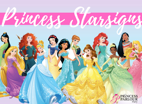 Which Disney Princess are you based on your Star Sign?