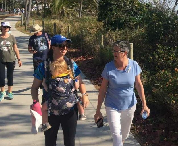 2019 Walk Against Ice State Member Britt