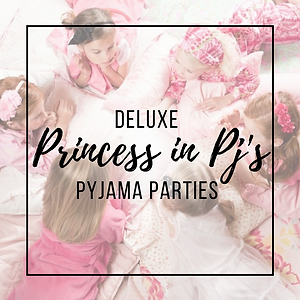 PYJAMA PARTY PRINCESS PARLOUR GLAMOUR PRINCESS GIRLS PARTIES NORTH LAKES