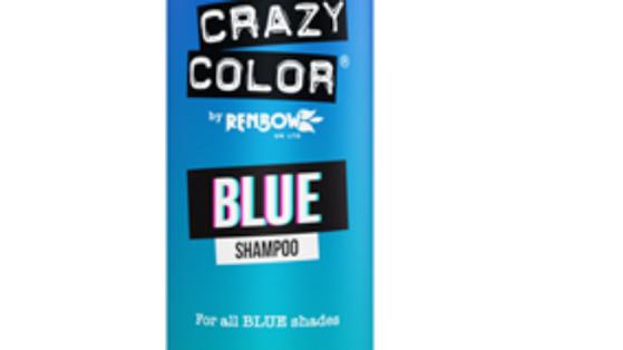Crazy Color Vibrant Shampoo - BLUE