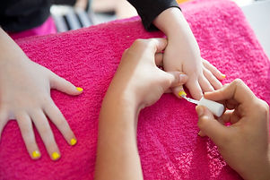 MANICURE PRINCESS PARLOUR PARTIES