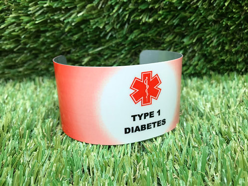 Large Medical and Allergy Cuff