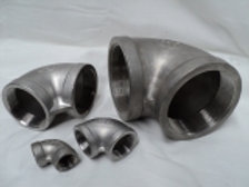 Stainless Steel F&F Elbows