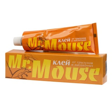 Mr.Mouse (Мистер Маус) клей, 135 г