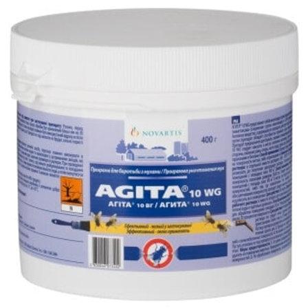 Agita 10 WG (Агита 10 ВГ) гранулы от мух, 400 г