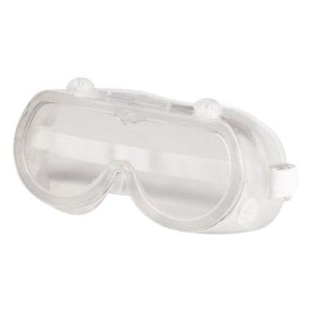 Очки защитные на резинке, 1 шт