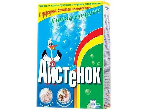 "Средство для стирки порошкообразное ""Аистенок"" 30x400г."