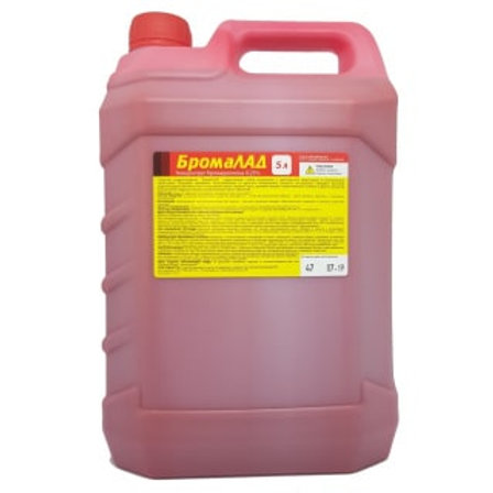 БромаЛад (красный), 5 л